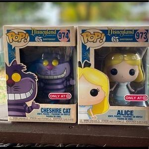 Disney Alice Funko Pop Disney Cheshire Cat
